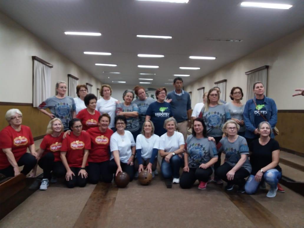 Águas Claras vence o bolão feminino dos Jogos Comunitários de Brusque