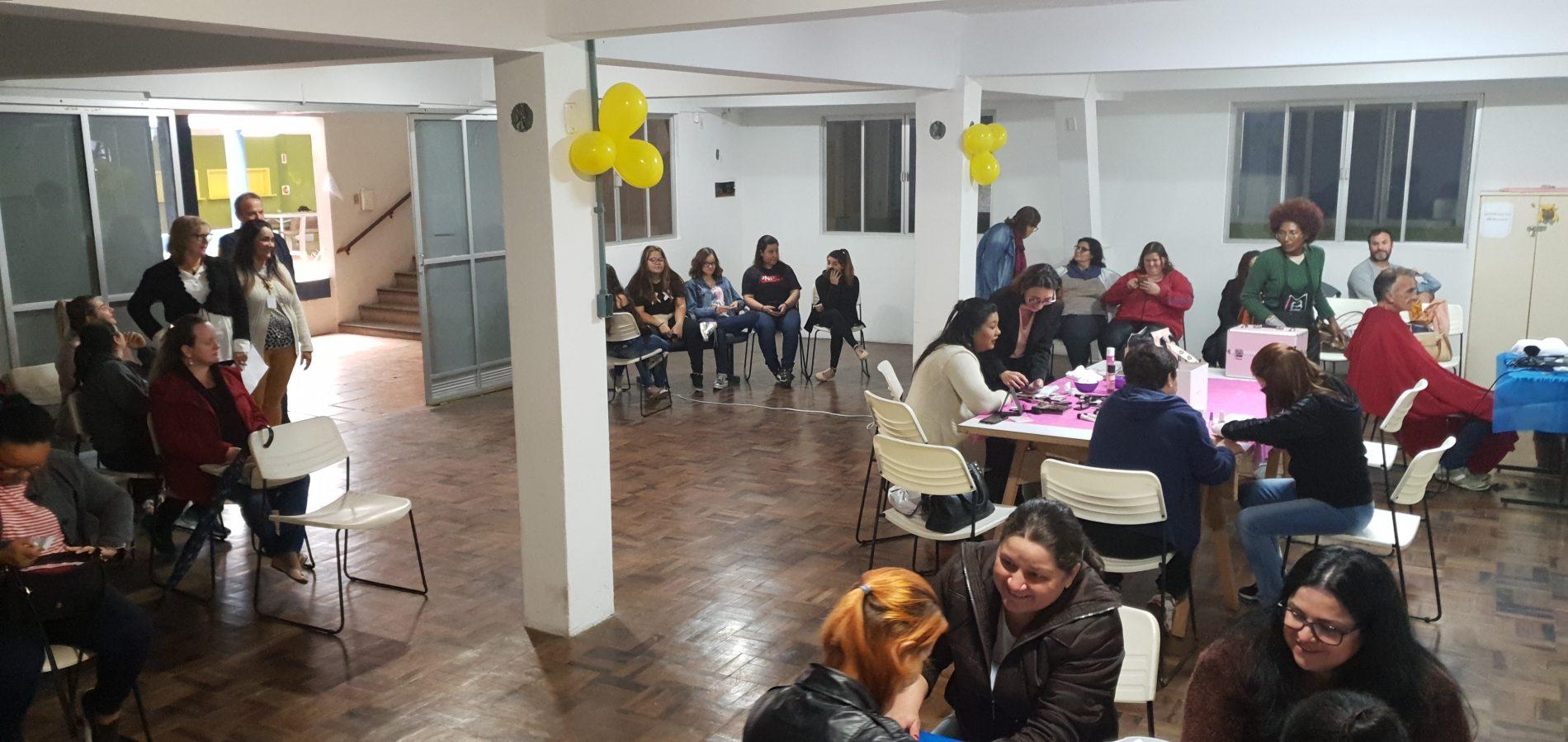 CIAPS promove Dia da Beleza dentro do Setembro Amarelo