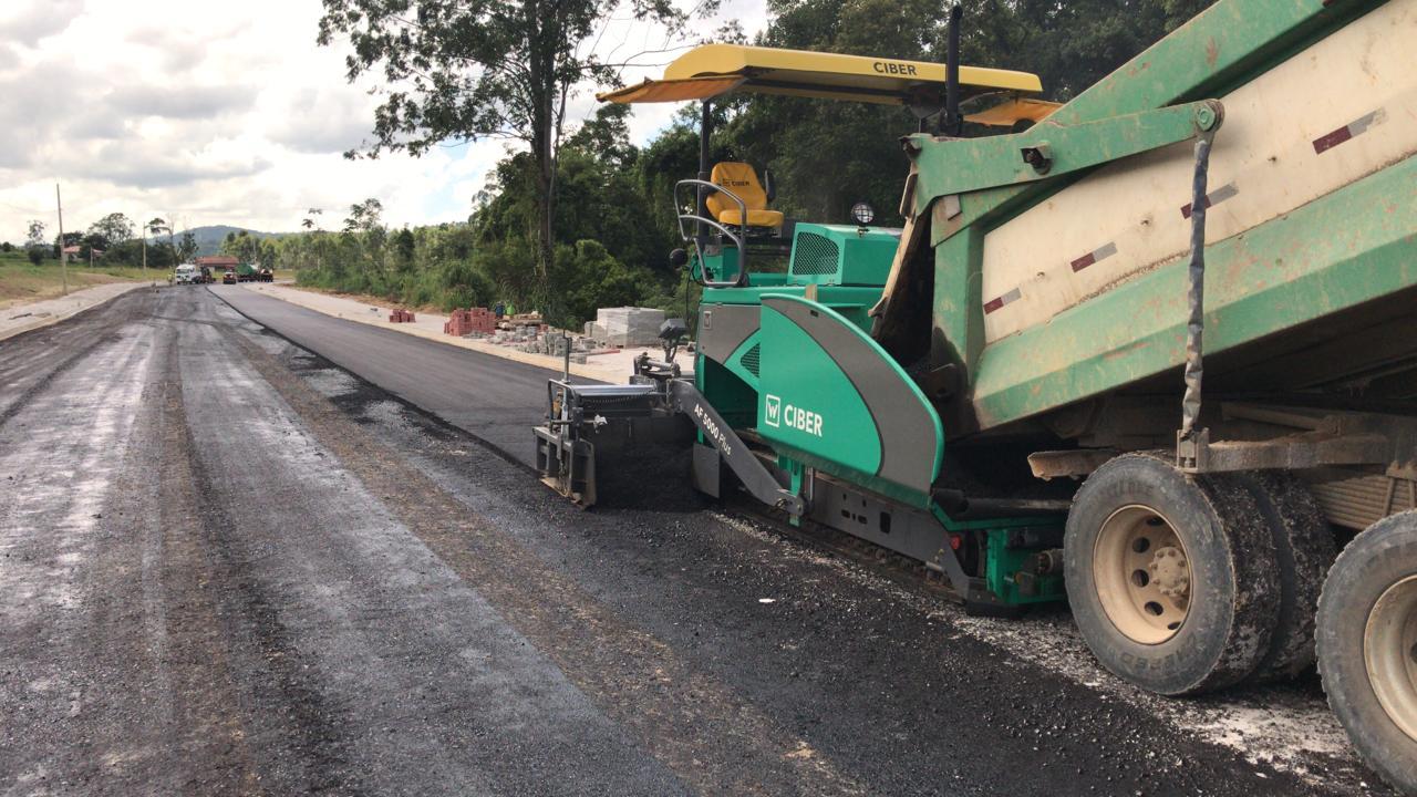 Próxima etapa das obras da Estrada da Fazenda iniciam na próxima segunda (9)