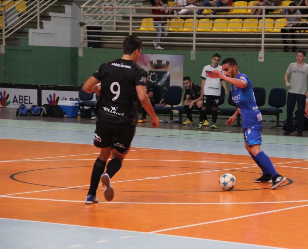 Municipal de Futsal Amador de Brusque inicia nesta segunda-feira (9)