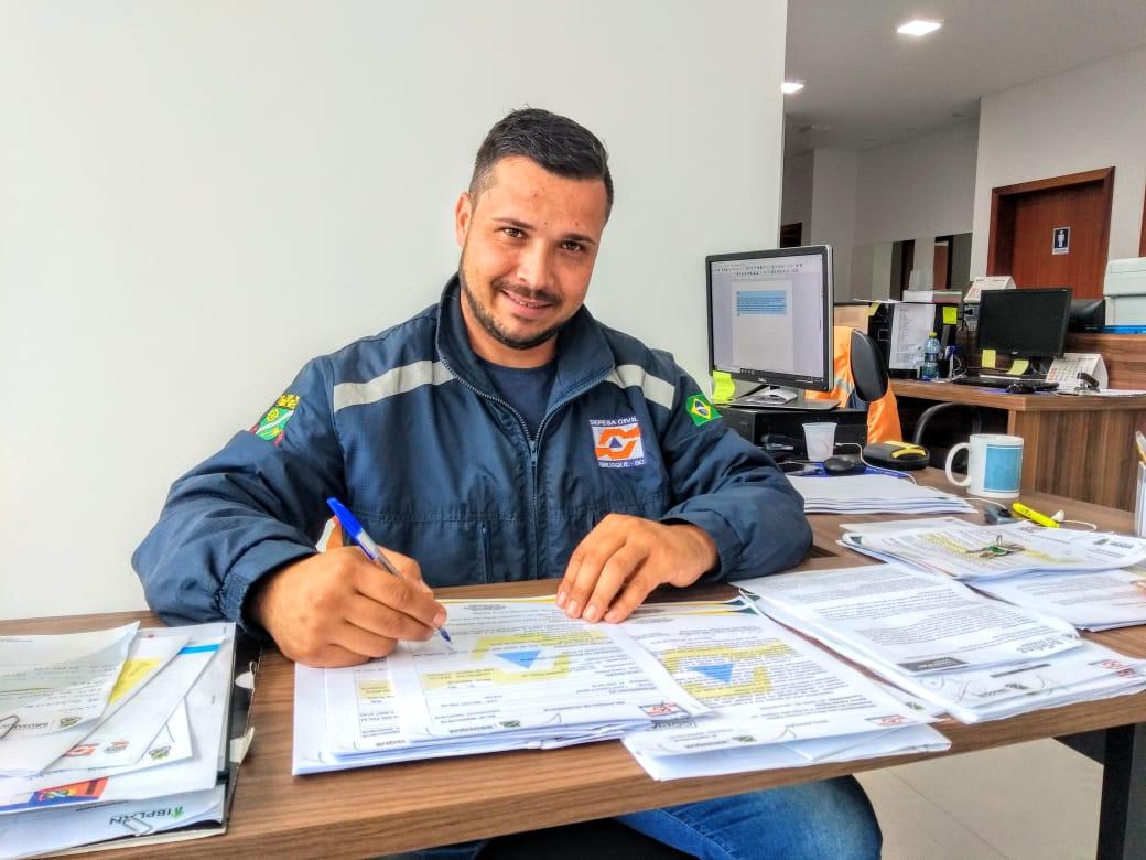 Defesa Civil de Brusque e Itajaí realizam Simulado de Preparação para Desastres