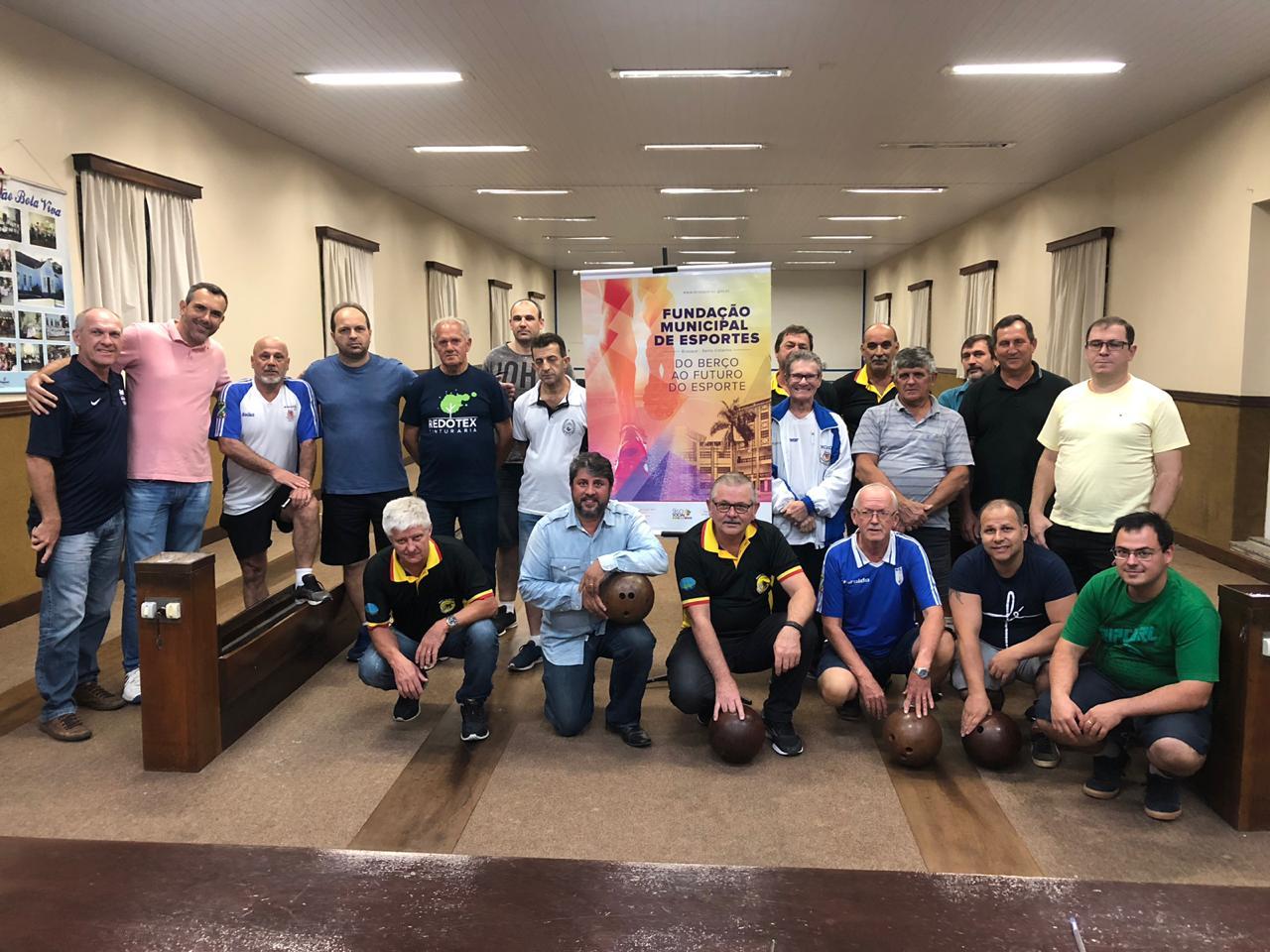 Prefeitura promove Campeonato Municipal de Bolão 23 Masculino
