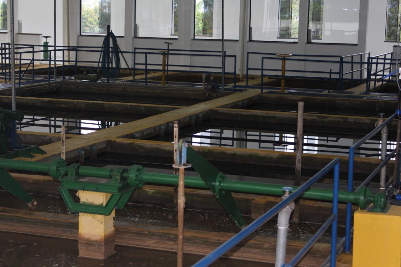 Após chuvas, abastecimento de água está normalizado, afirma diretor-presidente do SAMAE