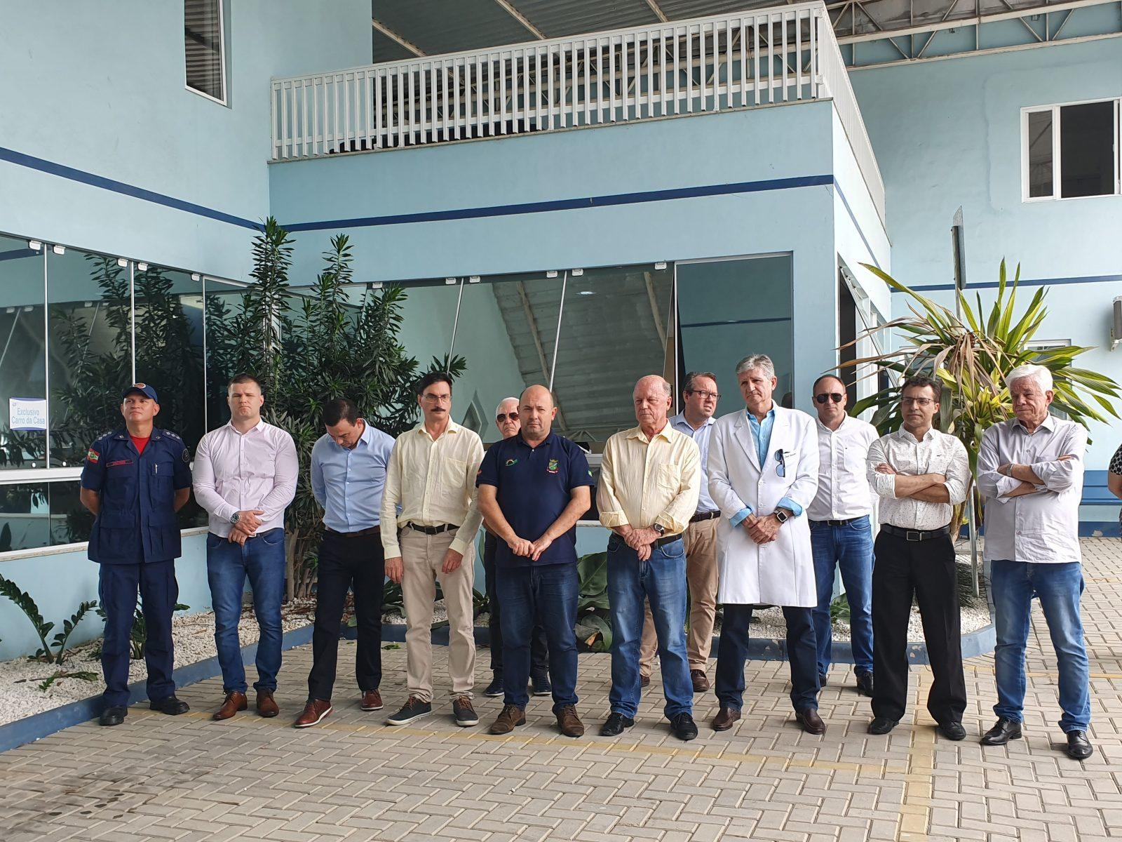 Hospital Dom Joaquim abre suas portas para população nos finais de semana e feriados
