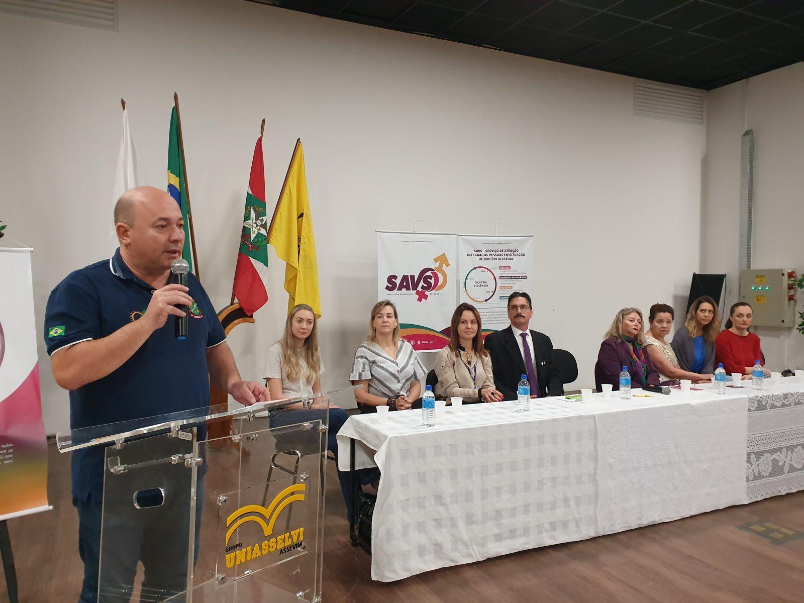 Serviço de atendimento as vítimas de violência sexual de Brusque inicia as atividades