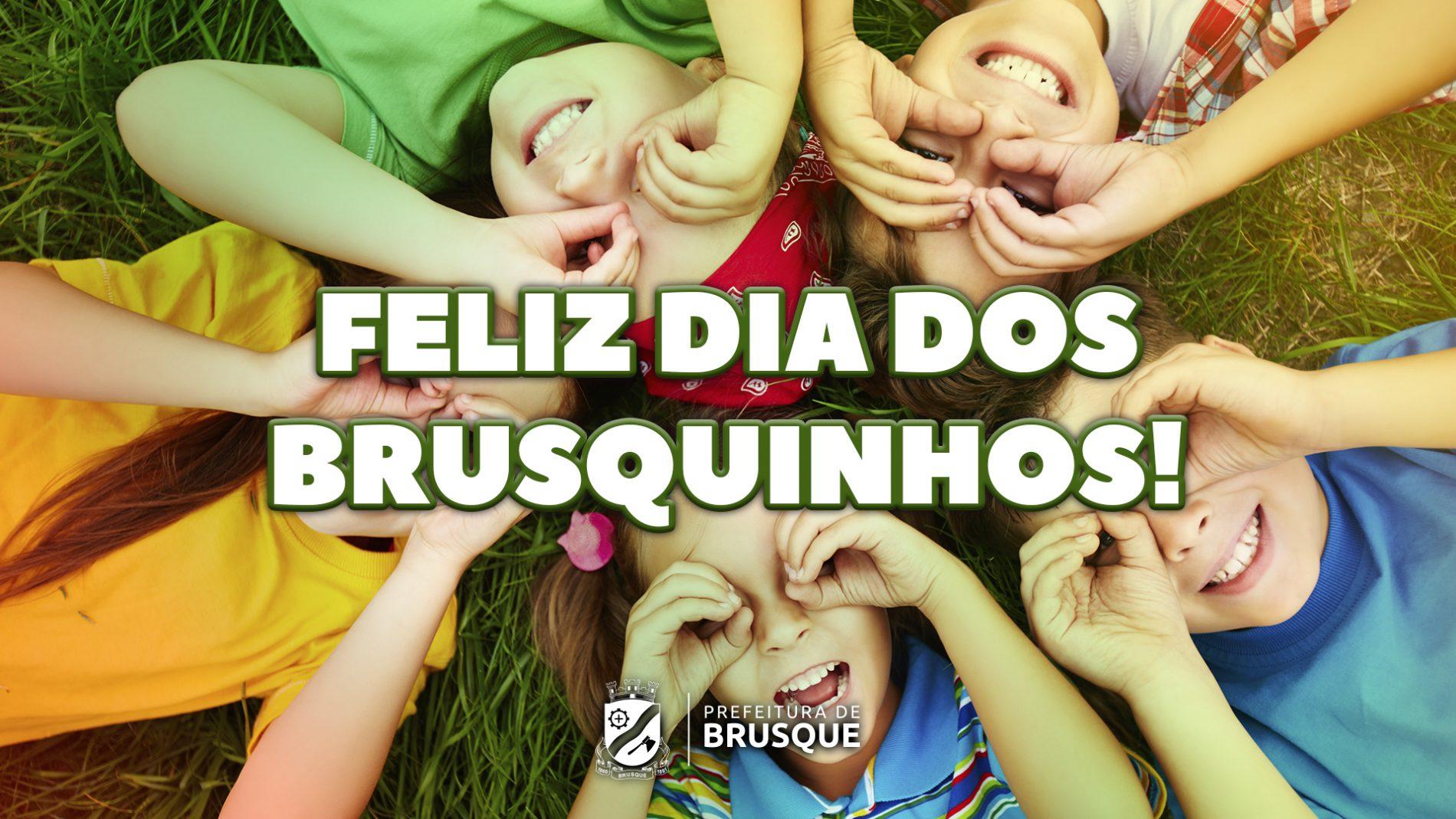 Homenagem de Brusque às crianças!