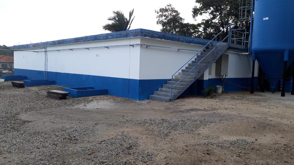Samae realiza levantamento de infraestrutura