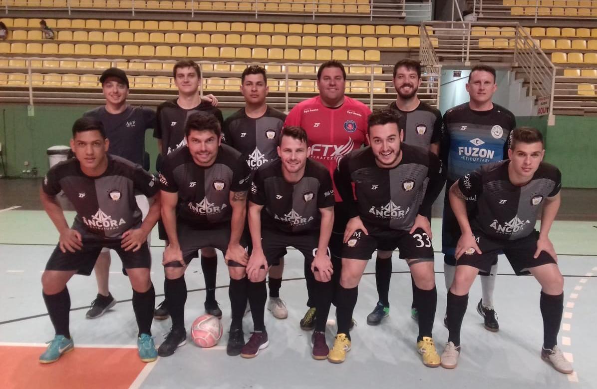 Municipal de Futsal Masculino de Brusque chega à reta final