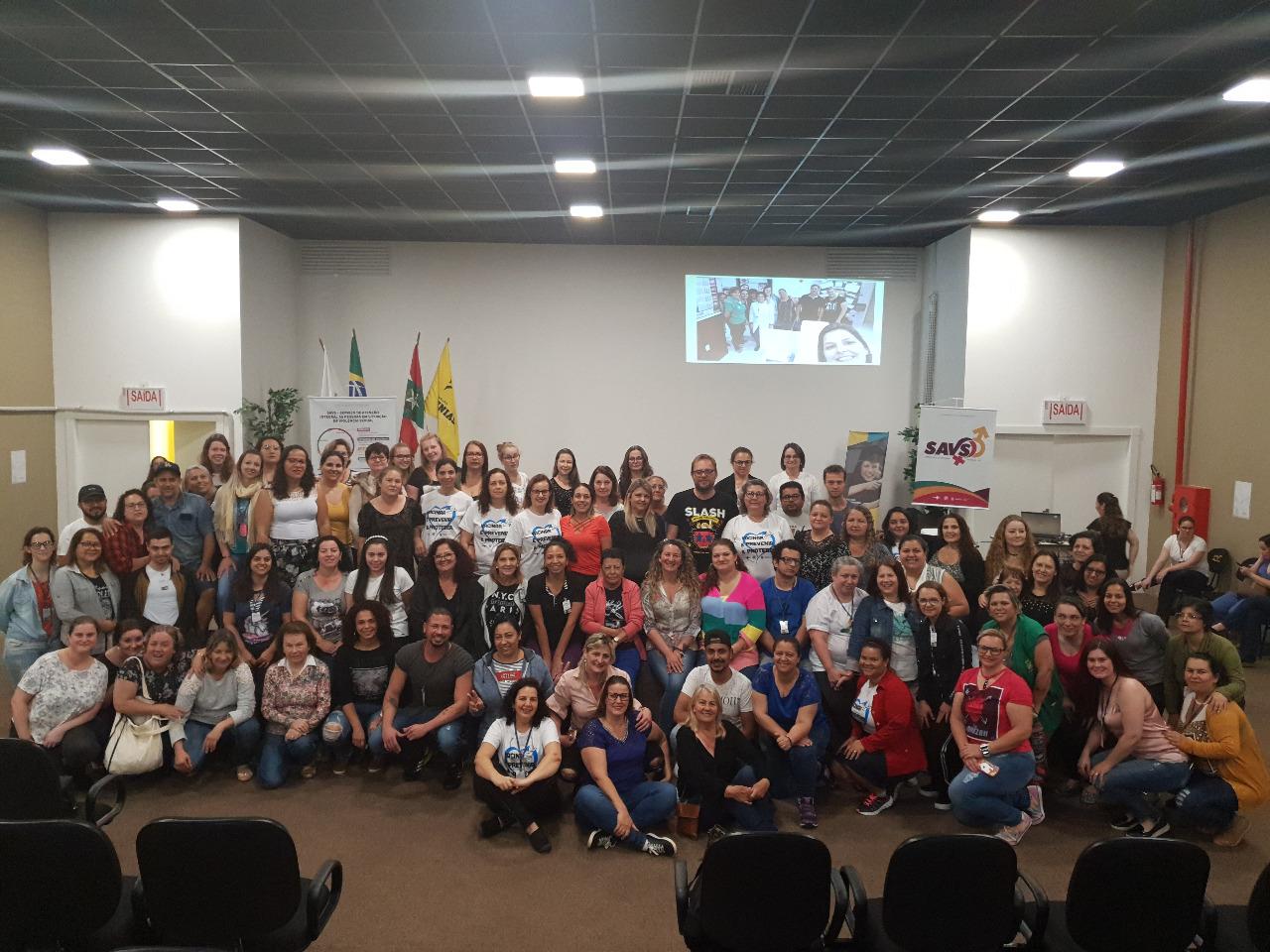 Homenagem marca o Dia do Agente Comunitário de Saúde