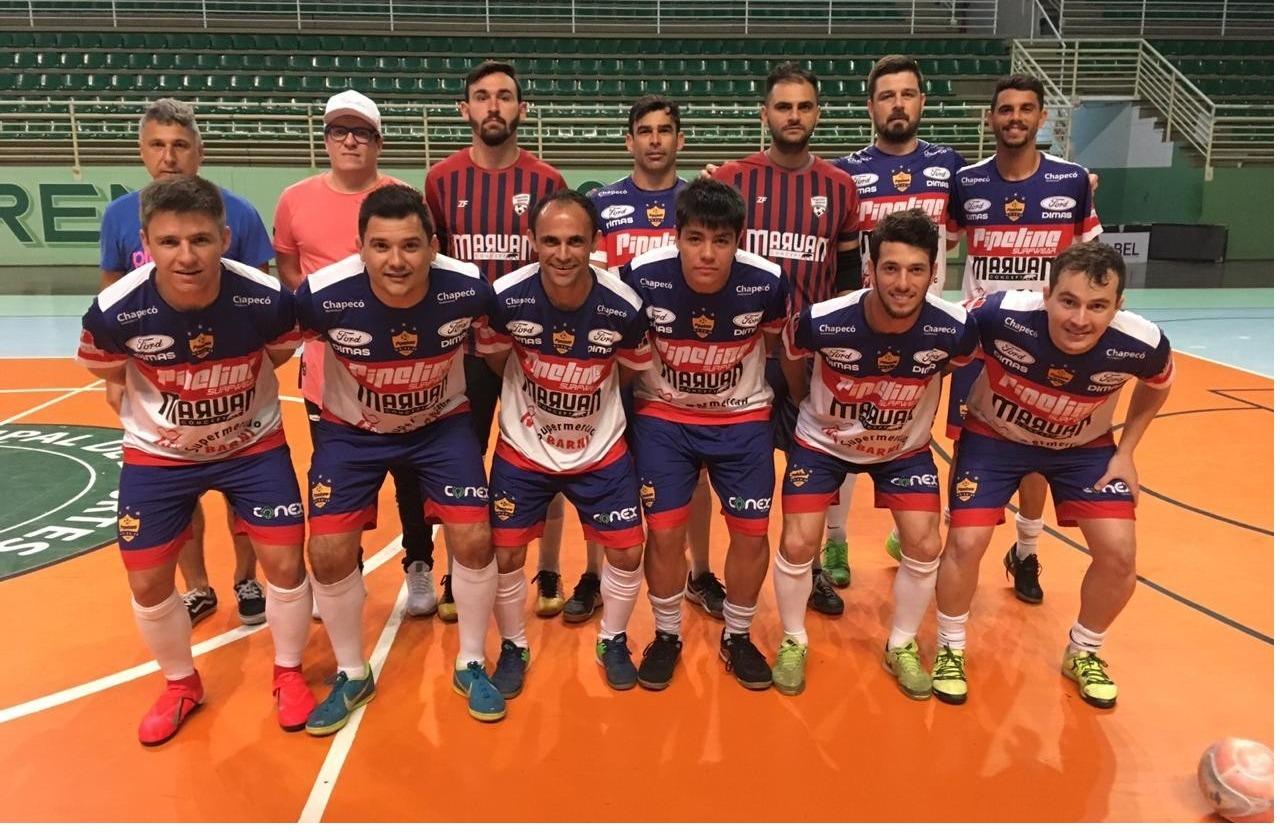 Finais do Campeonato Municipal de Futsal ocorrem nesta quarta-feira (16)