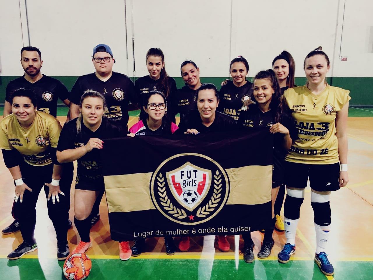 Fut Girls estreia com goleada, e M.W.F.C e Nova Era vencem mais uma no Municipal de Futsal Feminino de Brusque