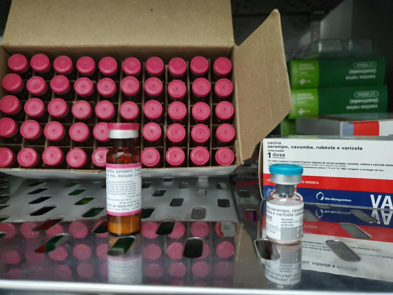 Quinze pontos espalhados por Brusque irão vacinar contra o Sarampo e outras doenças neste sábado