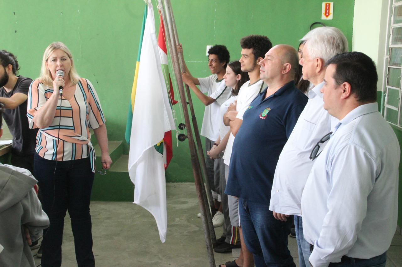 Emenda: R$ 10 mil são destinados para a EEF Georgina de Carvalho Ramos da Luz
