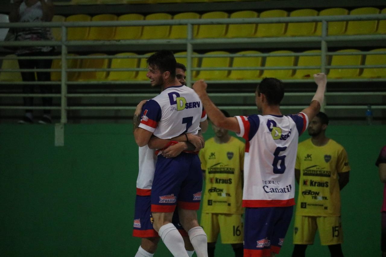 Veja como ficou a Seleção do Campeonato Municipal de Futsal Amador de Brusque 2019