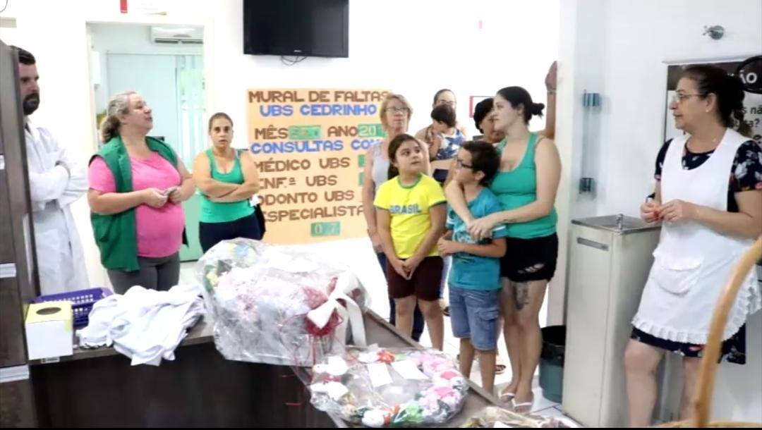 Prefeitura estimula trabalho voluntariado de clubes de mães em Brusque