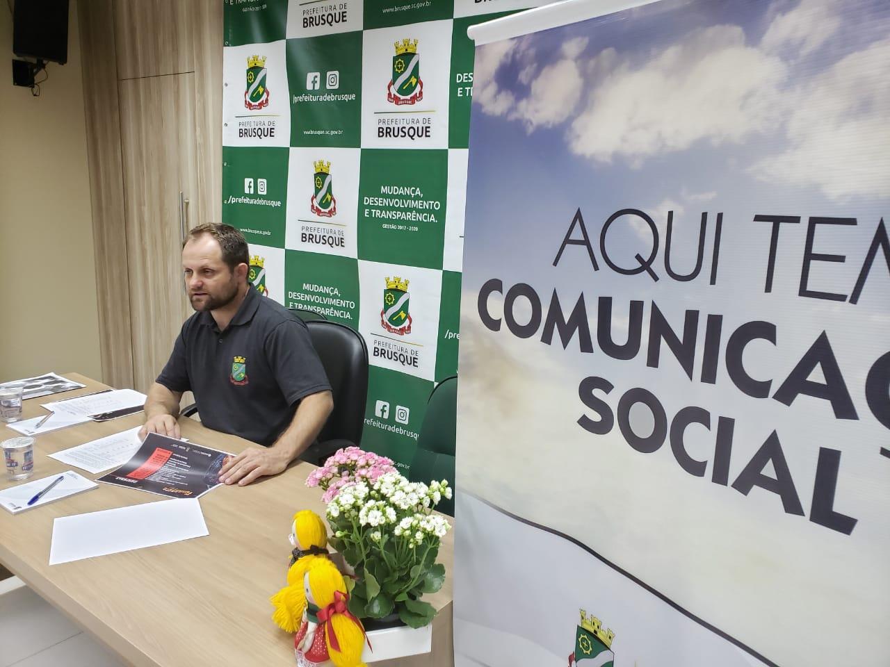Secretaria de Turismo apresenta balanço da 34ª Fenarreco
