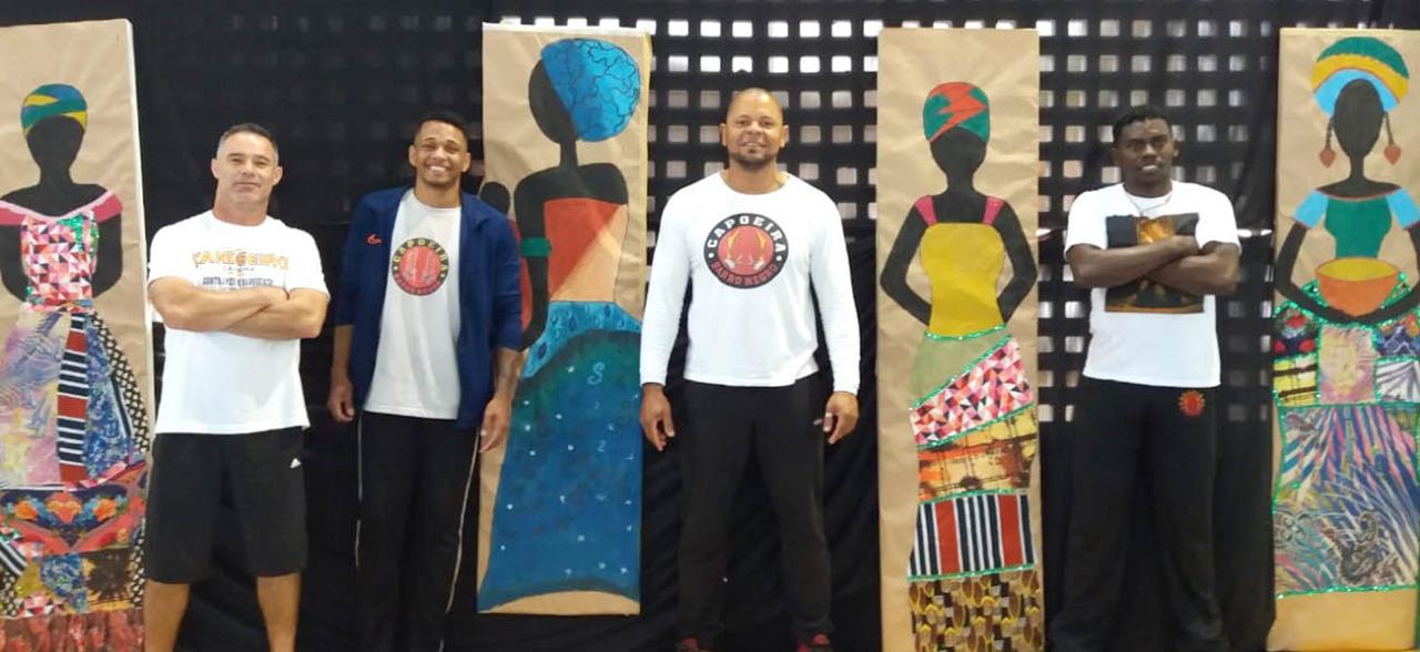 DIA DA CONSCIÊNCIA NEGRA: Escola de Ensino Fundamental Professora Isaura Gouvêa Gevaerd tem projeto que defende a cultura afro na Escola