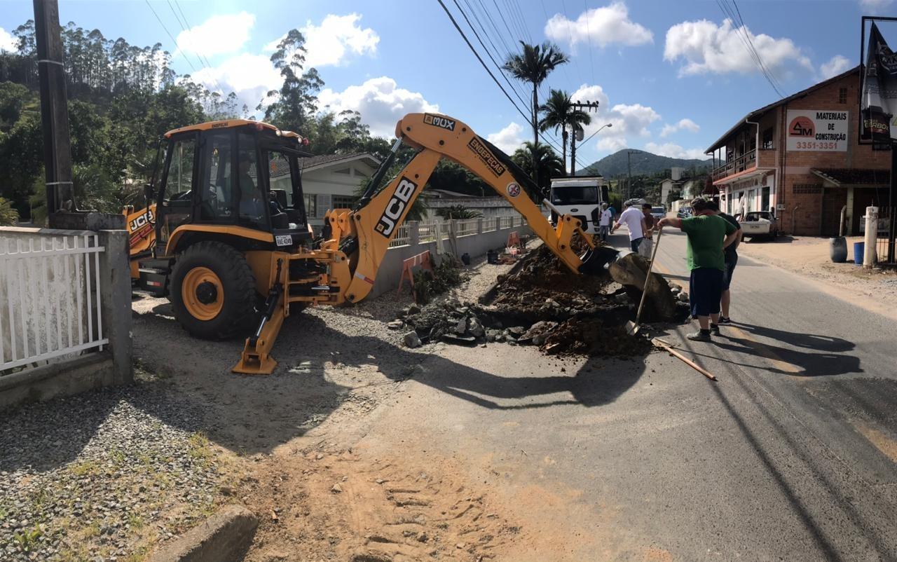 Secretaria de Obras atende à população durante férias coletivas
