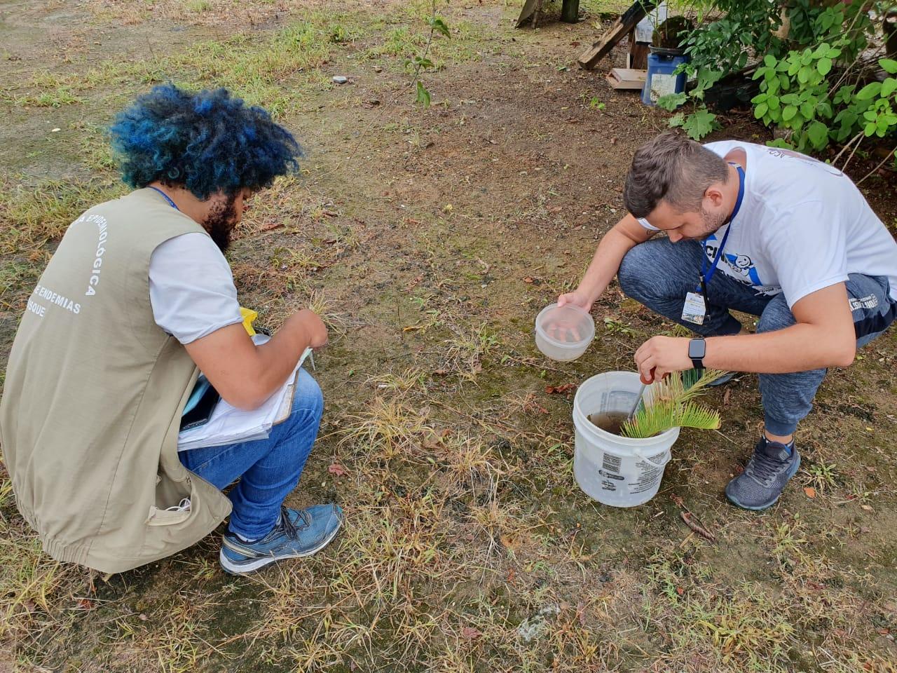 Programa de Combate a Dengue mantém atendimento durante as festas de final de ano