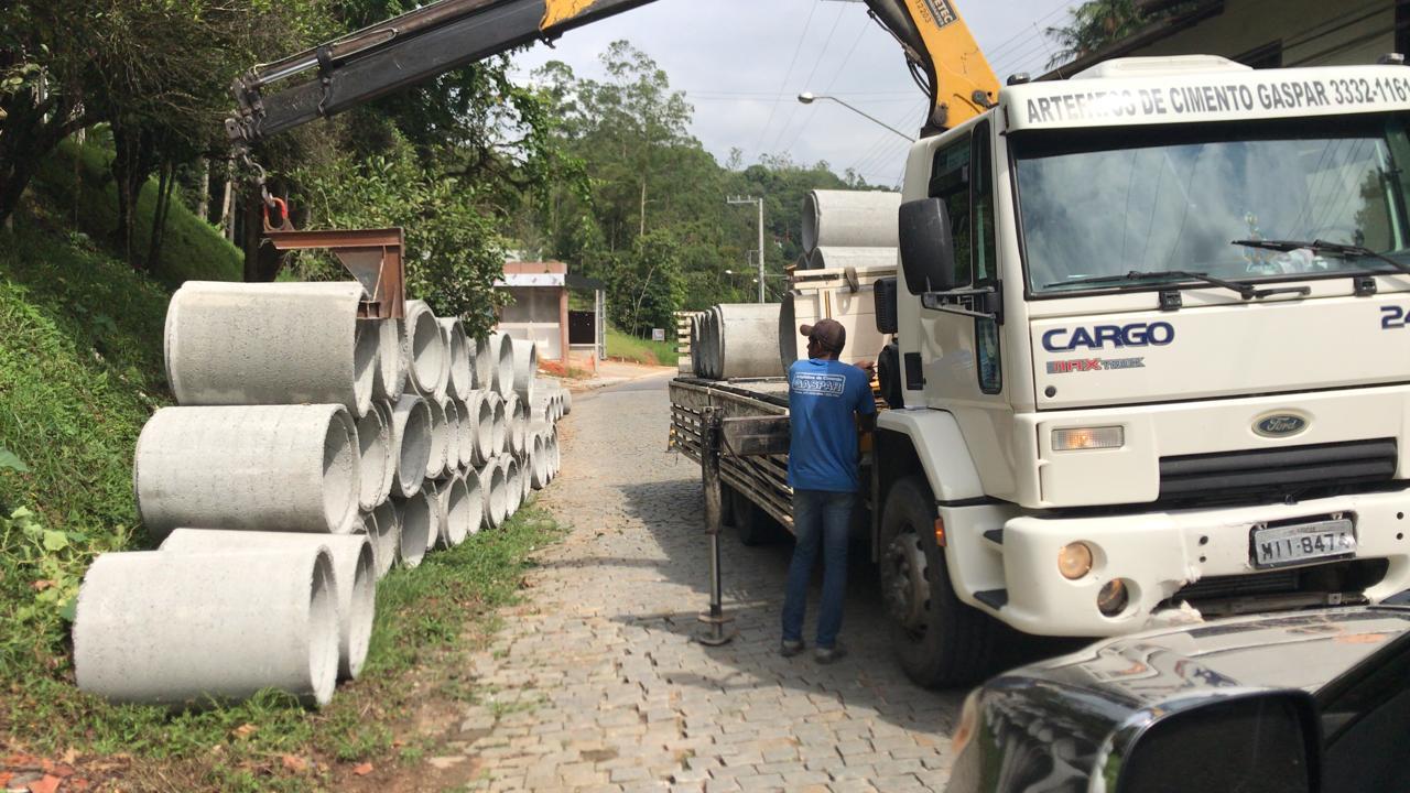 Última etapa das obras na rua Padre Antônio Eising Inicia nos próximos dias