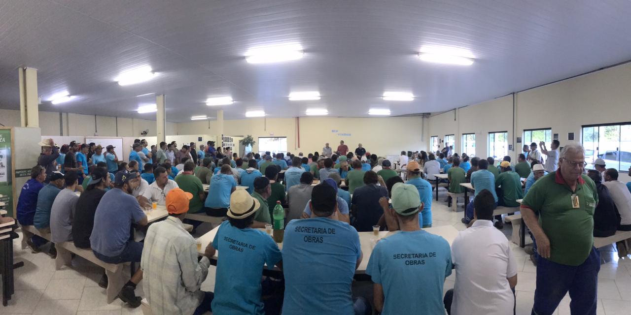 Servidores de Brusque retornaram atividades nesta segunda-feira em todas as repartições públicas municipais