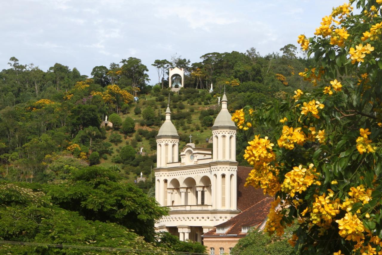 Mapeamento do Turismo Religioso no Brasil aponta Brusque entre os cinco destinos mais procurados em Santa Catarina
