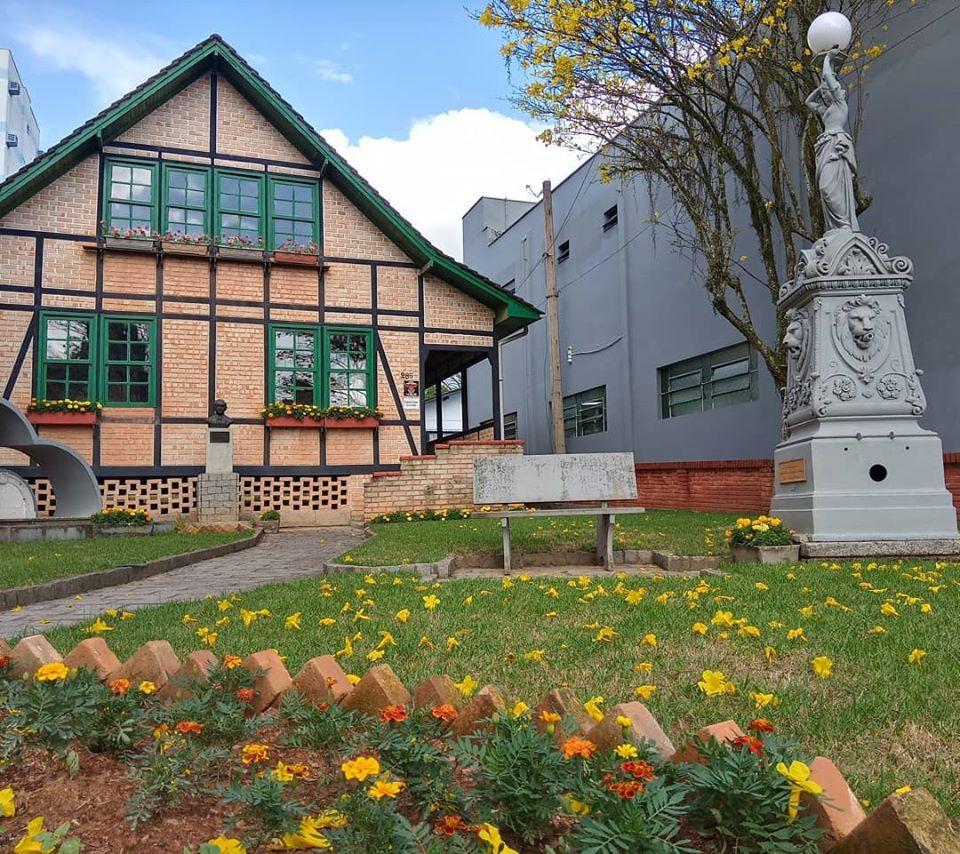 Casa de Brusque já está aberta para receber visitantes
