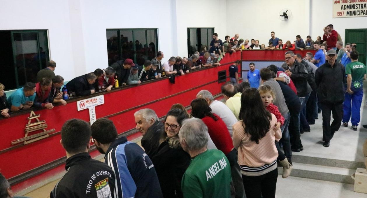 Campeonato Municipal de Bocha Vale Tudo Masculino inicia nesta segunda-feira (10)