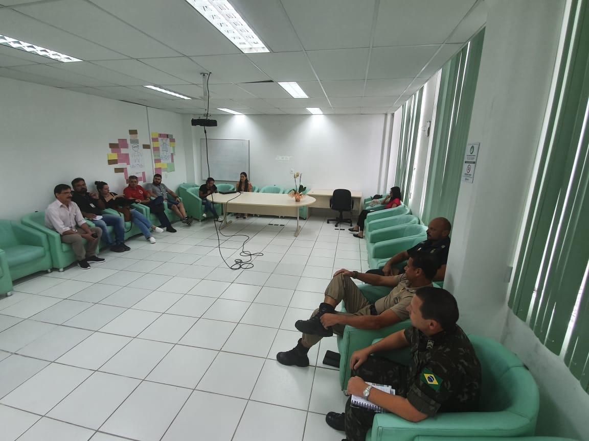 Sala de Situação é reativada devido ao alto número de focos do mosquito Aedes aegypti