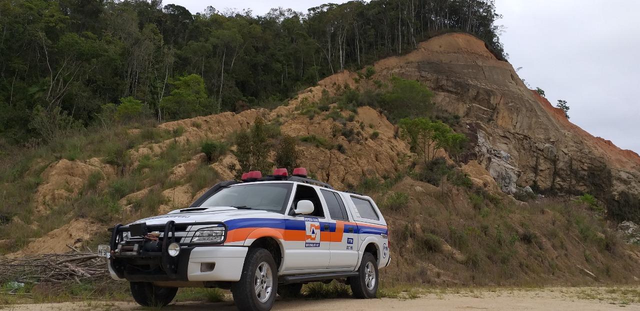 Defesa Civil realiza curso de formação de voluntários