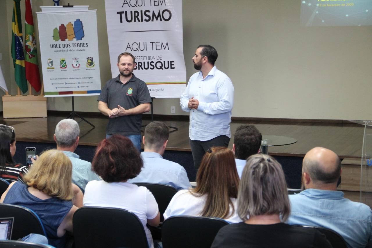 Plano Municipal define ações para o turismo nos próximos anos