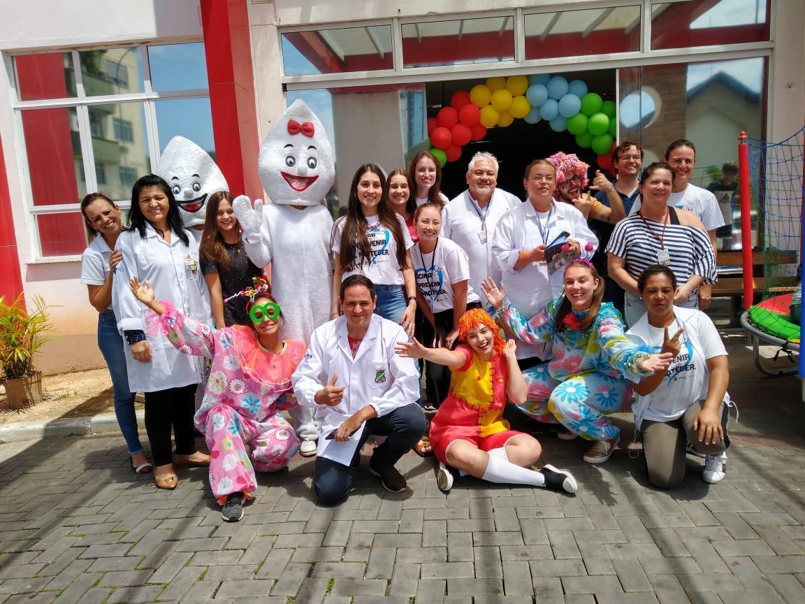Cerca de 1500 doses foram aplicadas no Dia D de Vacinação contra o Sarampo