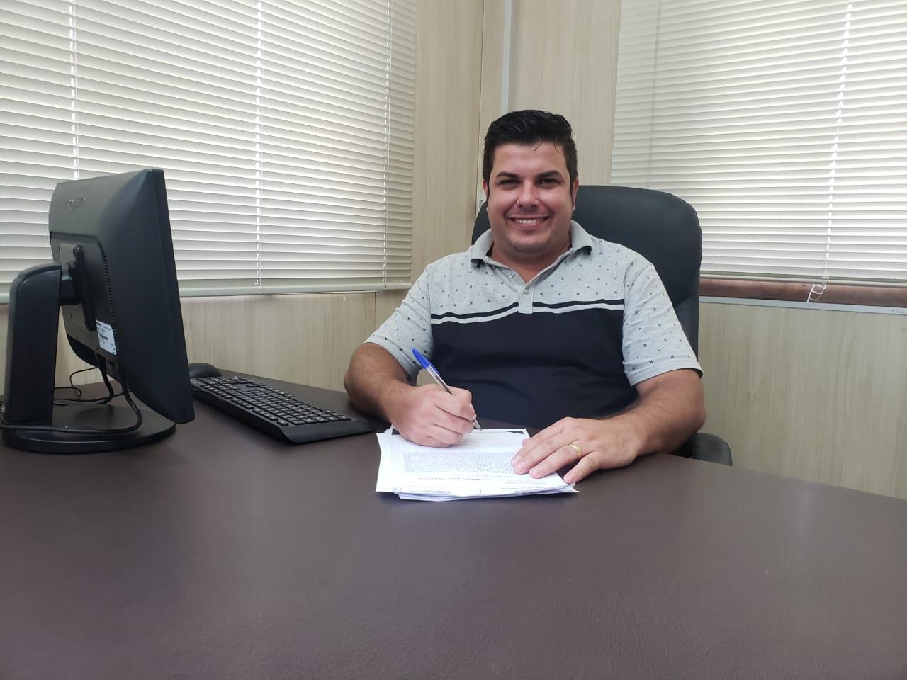 Odair Bozio assume como novo secretário de Assistência Social da Prefeitura de Brusque