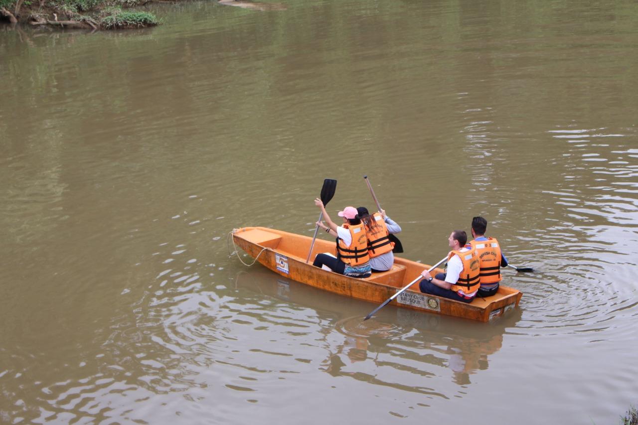 Inscrições abertas para VIII Descida do Rio Itajaí Mirim