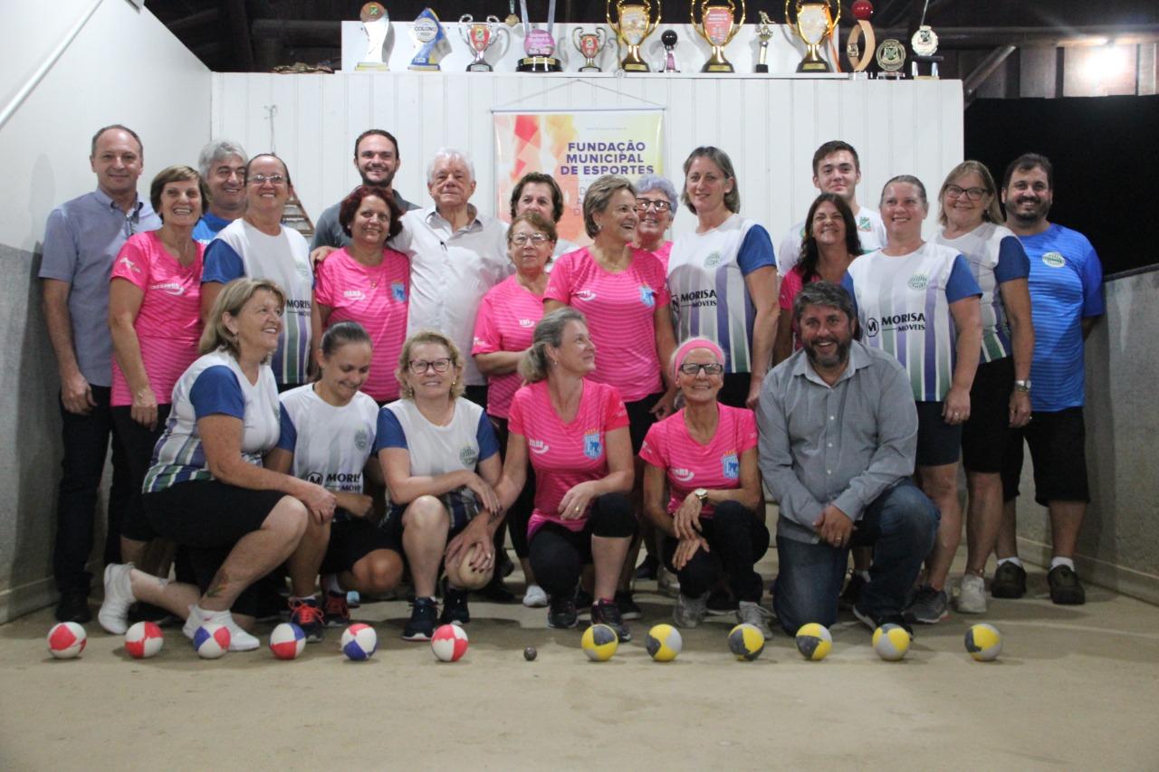 Tem início o Campeonato Municipal de Bocha Vale Tudo Feminino 2020