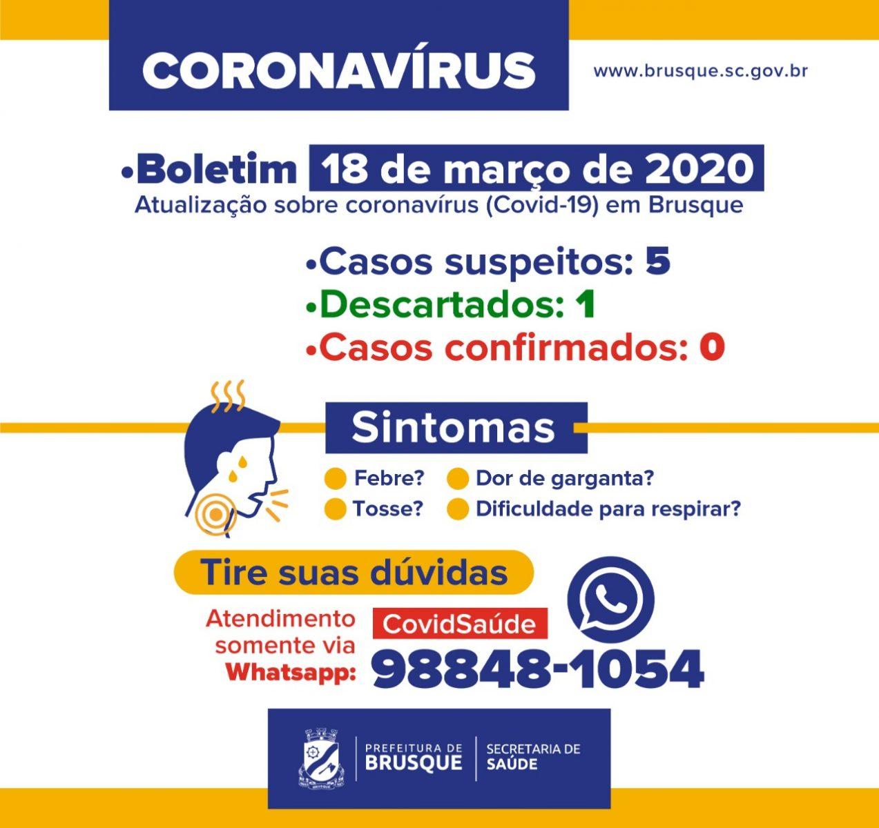 Infectologista esclarece dúvidas sobre coronavírus em webconferência