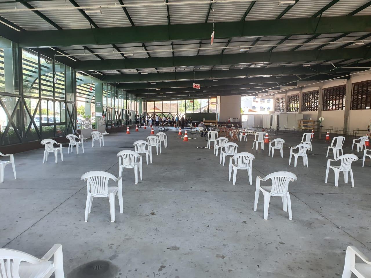 Prefeitura de Brusque abre Centro de Triagem para suspeitos com coronavírus