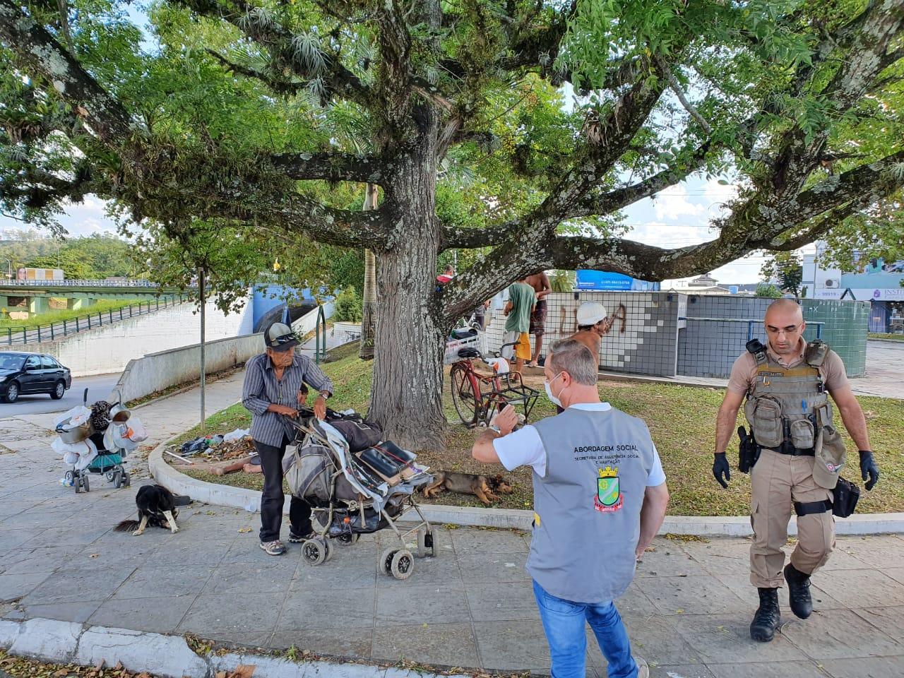 Corona Vírus: Com atendimento 24 horas, Secretaria de Assistência Social acolhe cerca de 40 pessoas em situação de rua no albergue