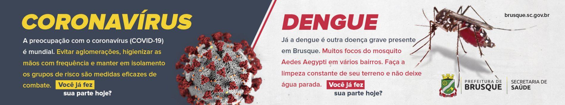 Corona e Dengue