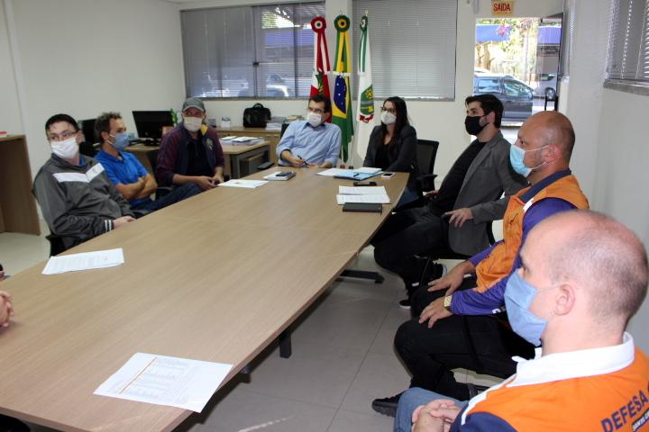Prefeitura cria Comitê Técnico de Gestão da Crise Hídrica