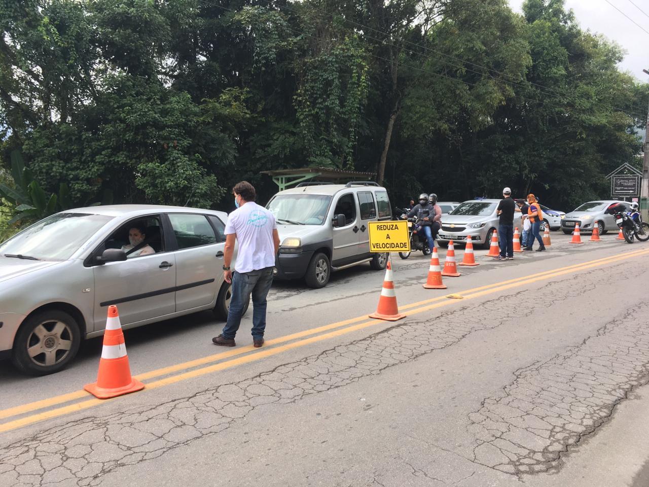 Prefeitura inicia blitz sanitária no bairro Limeira