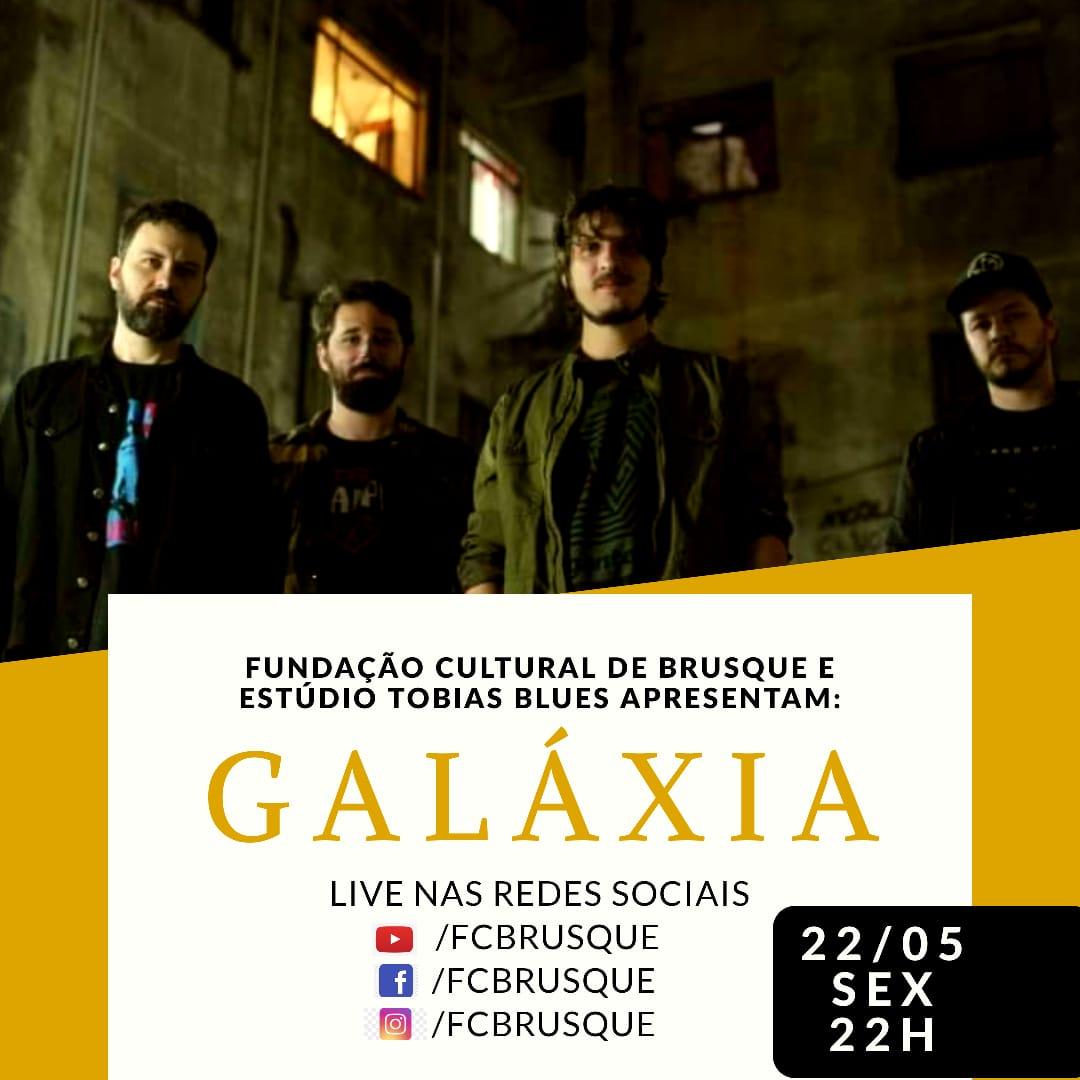 Fundação Cultural promove lives com bandas locais
