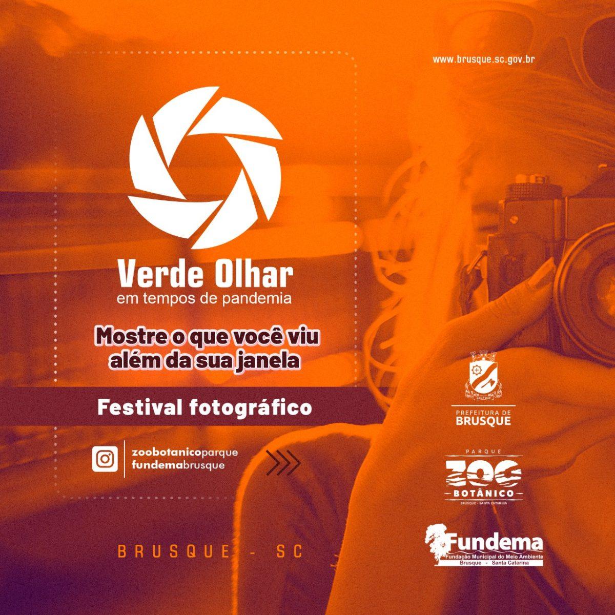 Festival fotográfico Verde Olhar inicia na próxima semana