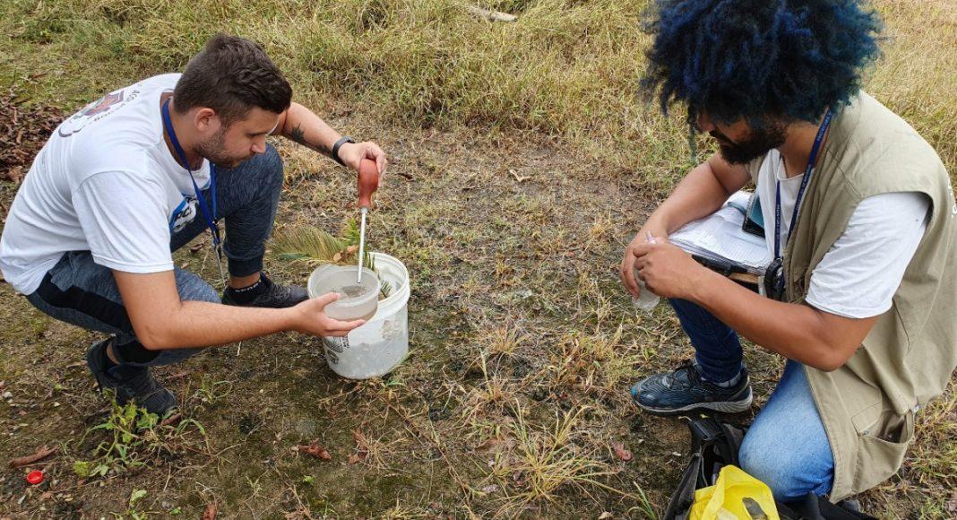 Bairros São Luiz e Santa Rita são considerados infestados de focos do mosquito Aedes aegypti