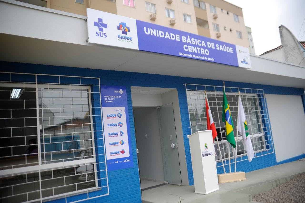 Unidade de Saúde do Centro estará fechada na tarde desta segunda-feira (8)