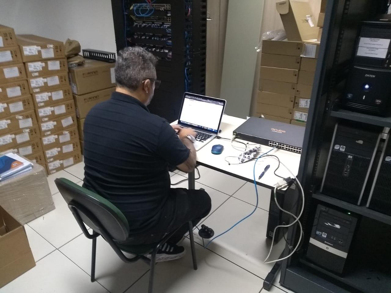 Prefeitura de Brusque inicia operacionalização do projeto Infovias