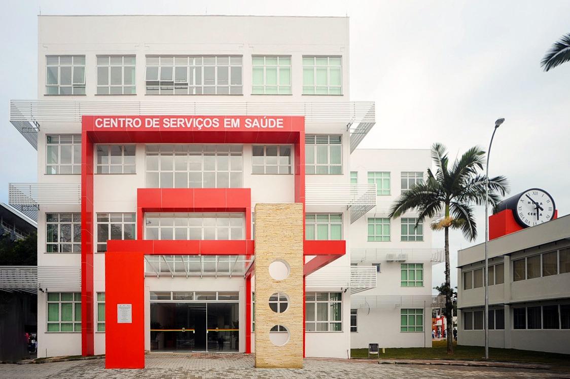 Centro de Serviços em Saúde será higienizado nesta sexta-feira (10)