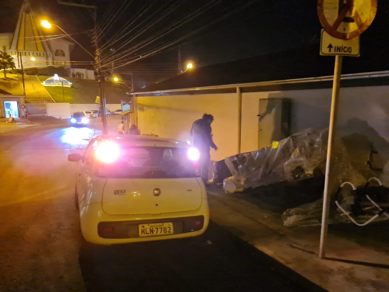Secretaria de Assistência Social faz abordagem a moradores em situação de rua