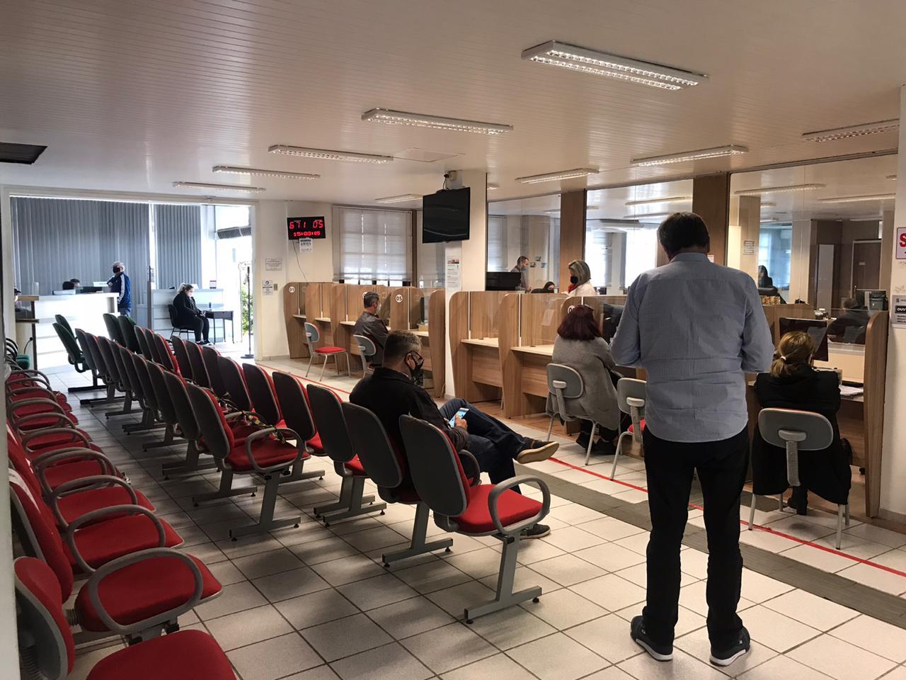 Coronavírus: Secretaria da Fazenda atenderá somente em horários agendados