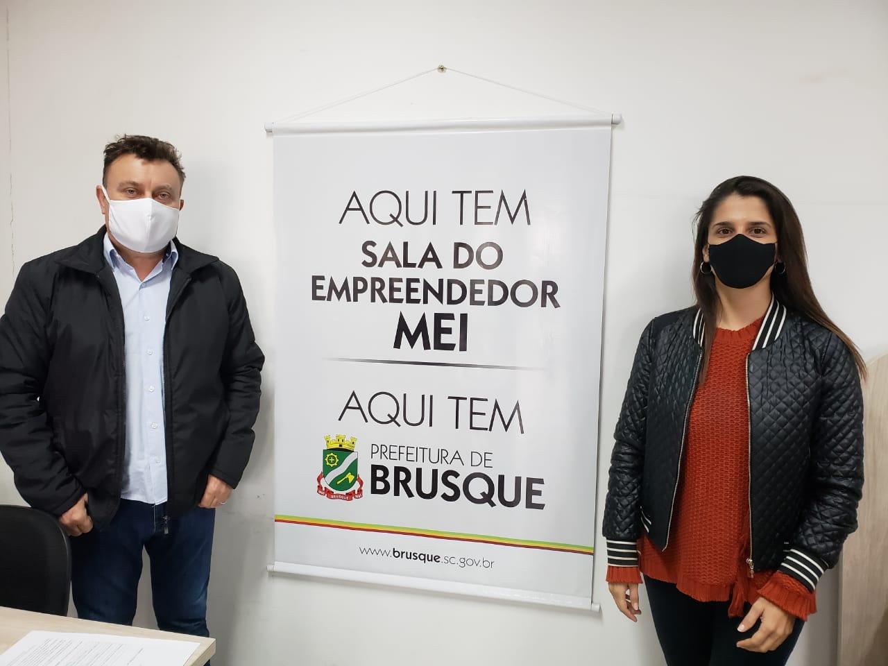 Prefeitura de Brusque e Sebrae promovem consultoria gratuita a partir de segunda-feira (10)